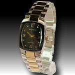 Waltham two tone all metal nice water resistant clasp $35