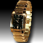 Elgin gold plated with date $65