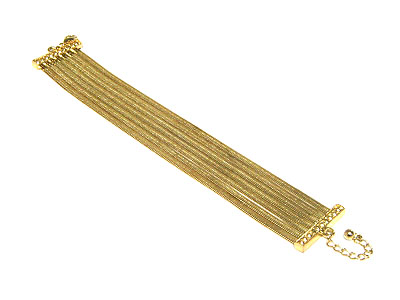 Gold chain link 28mm $30