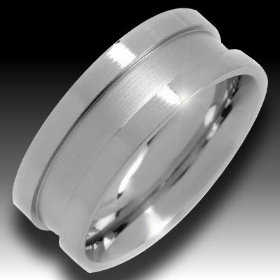 Unique and unusual stainless steel ring with class, it's all about class and your own style